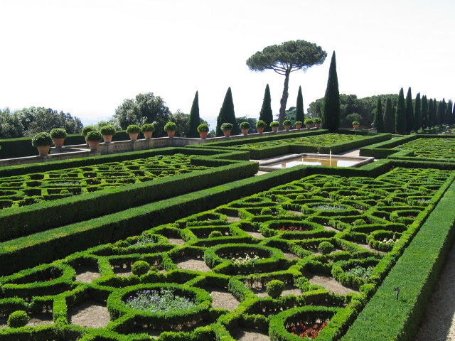 Private Tour Vatican Gardens